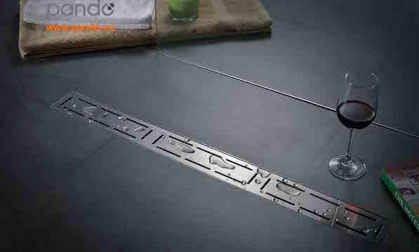 Thoát sàn dài ngăn mùi MAGdrain J800Q8-B