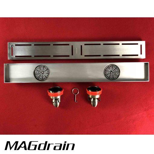 Thoát sàn ngăn mùi MAGdrain J600Q8-B