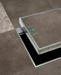 Nắp bể nước ngầm, bếp bể inox, Nắp bể inox âm sàn